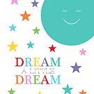 dream a little dream by creativemonsoon