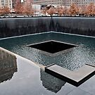 WTC Memorial by Lawrence Henderson