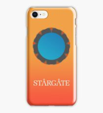 Minimalist Stargate iPhone Case/Skin