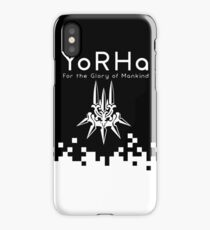 for the glory of mankind iPhone Case/Skin
