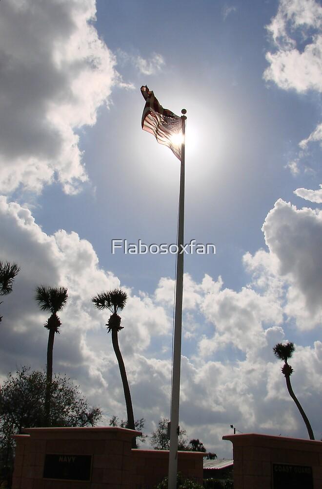Standing Tall by Flabosoxfan