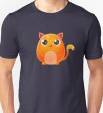 Cat Baby Animal In Girly Sweet Style T-Shirt