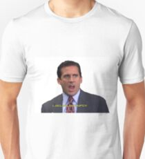 I...DECLARE...BANKRUPTCY! Unisex T-Shirt