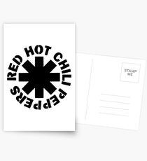 very Hot Chilli Postcards