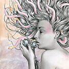 Medusa's Lament  by Damara Carpenter