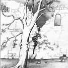 Tree of Youth by jannetteau