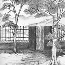 The Fence by jannetteau