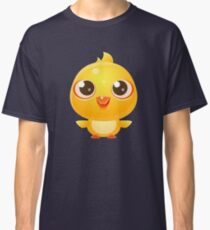 Chicken Baby Animal In Girly Sweet Style Classic T-Shirt