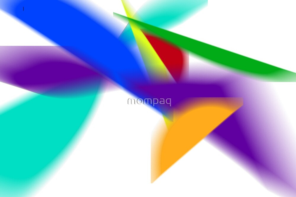 Abstract Bird by mompaq