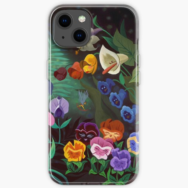 alice iPhone Soft Case