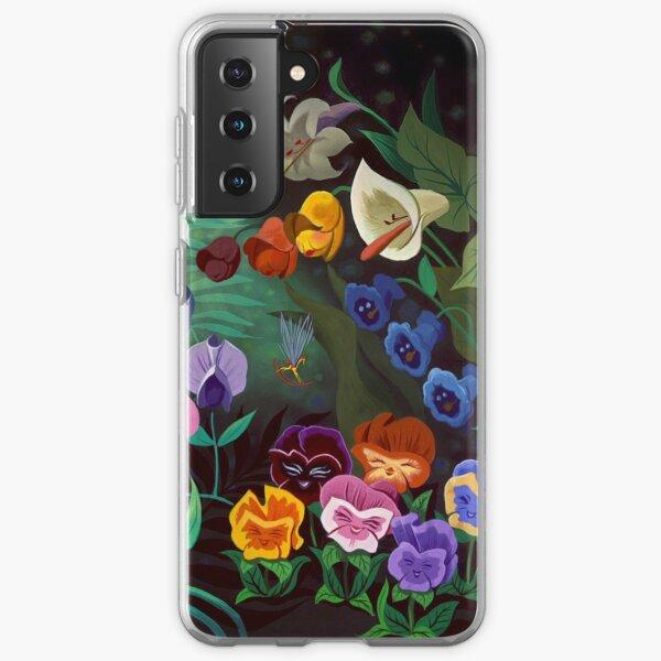 alice Samsung Galaxy Soft Case
