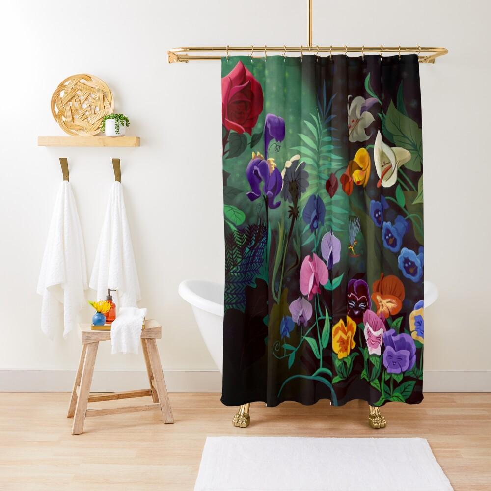 alice Shower Curtain