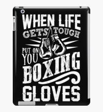 Vinilo o funda para iPad Guantes de boxeo