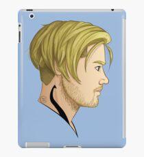 Blond puppy iPad Case/Skin