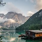 Live the Adventure - Lago Di Braies VII by TravelDream