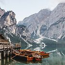 Live the Adventure - Lago Di Braies VIII by TravelDream