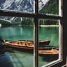 Live the Adventure - Lago Di Braies XIII by TravelDream