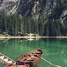 Live the Adventure - Lago Di Braies XVIII by TravelDream