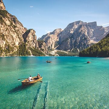 Vive la aventura - Lago Di Braies XIX de TravelDream