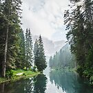 Live the Adventure - Lago Di Braies X by TravelDream