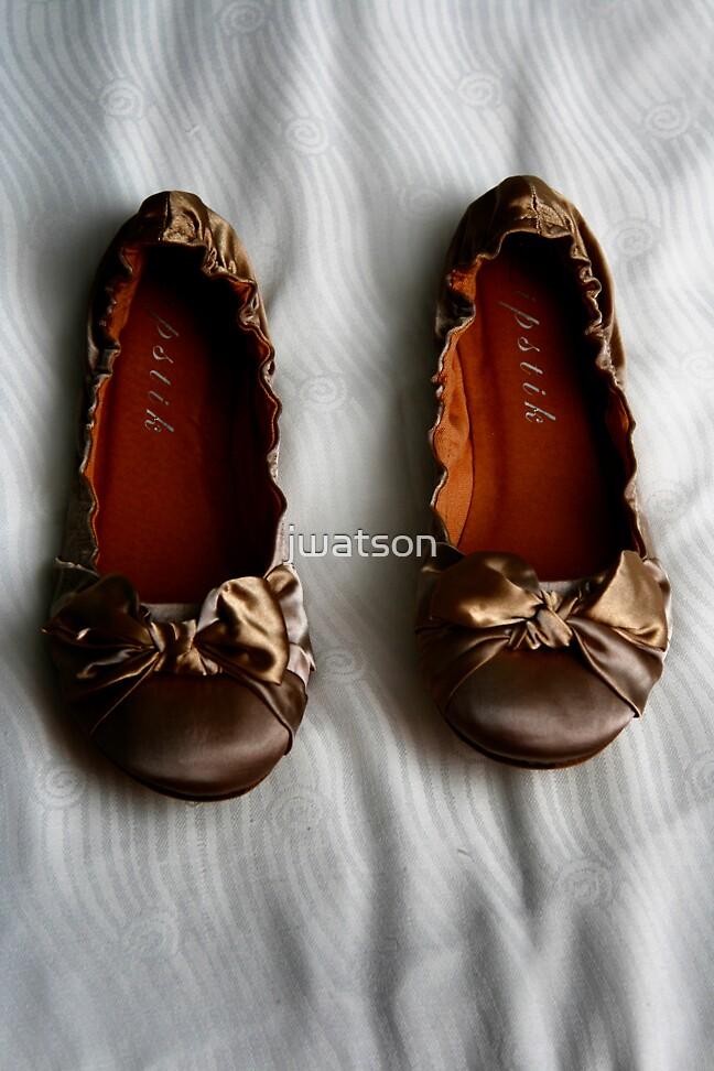 Bridal Shoes by jwatson