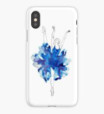 Watercolour Ballerina iPhone Case/Skin