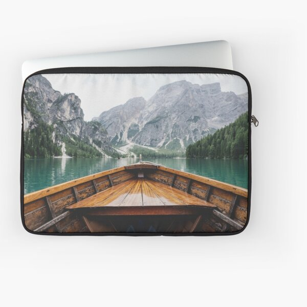 Live the Adventure - Wild and Free Laptop Sleeve