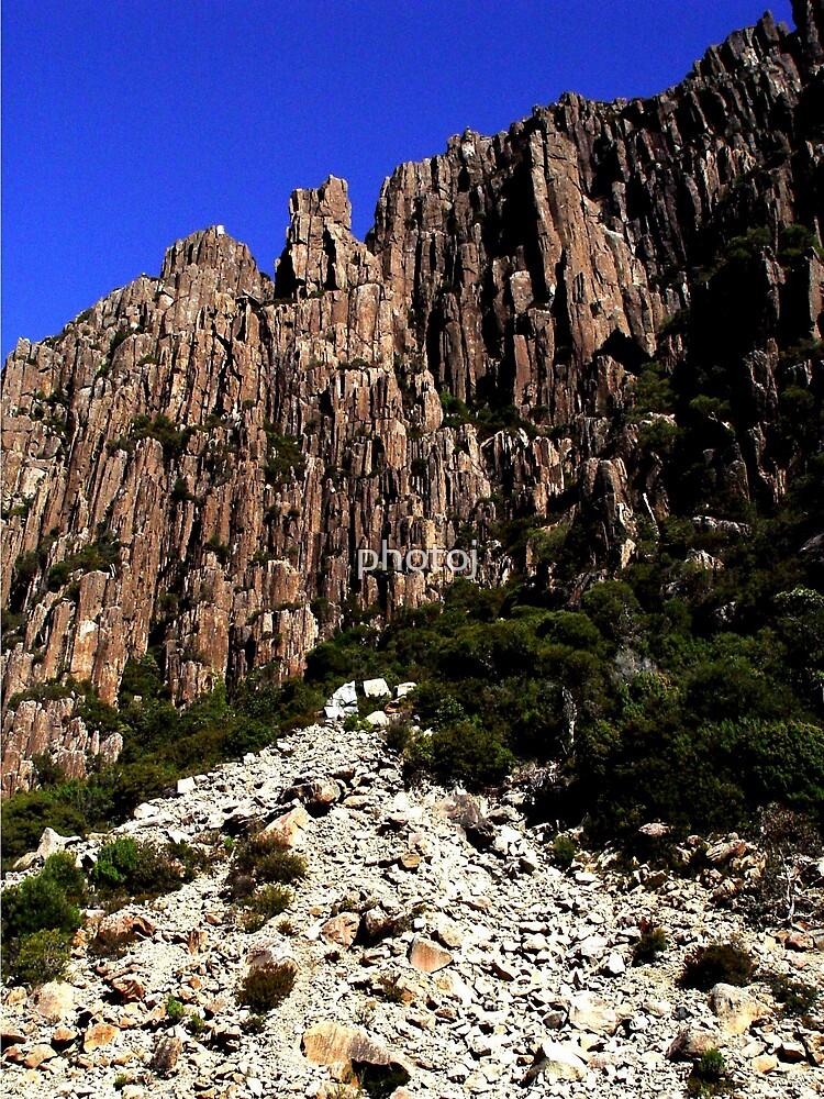 photoj Tasmania Mt Ben Lomond by photoj