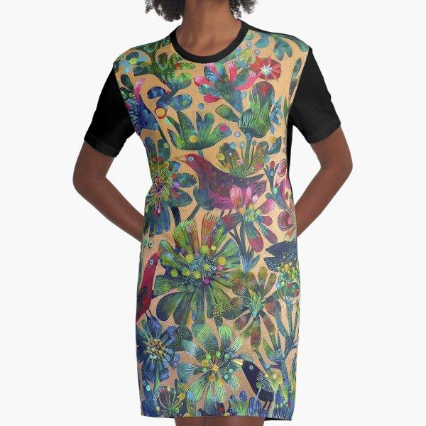 Opulence  Graphic T-Shirt Dress