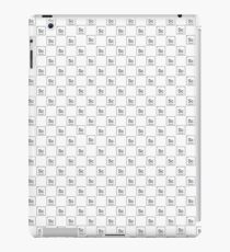 The Element of Sarcasm  iPad Case/Skin