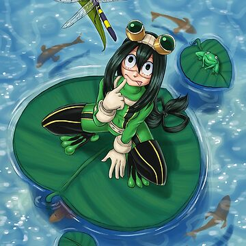 Froppy by roydgriffin