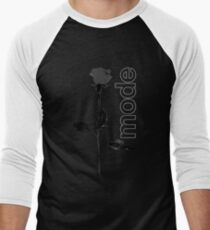 Mode Rose Black T-Shirt