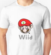 Stoned Mario Wiid Unisex T-Shirt