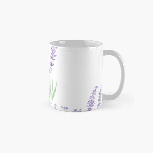 purple lavender  Classic Mug