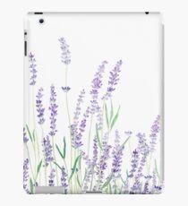 purple lavender  iPad Case/Skin