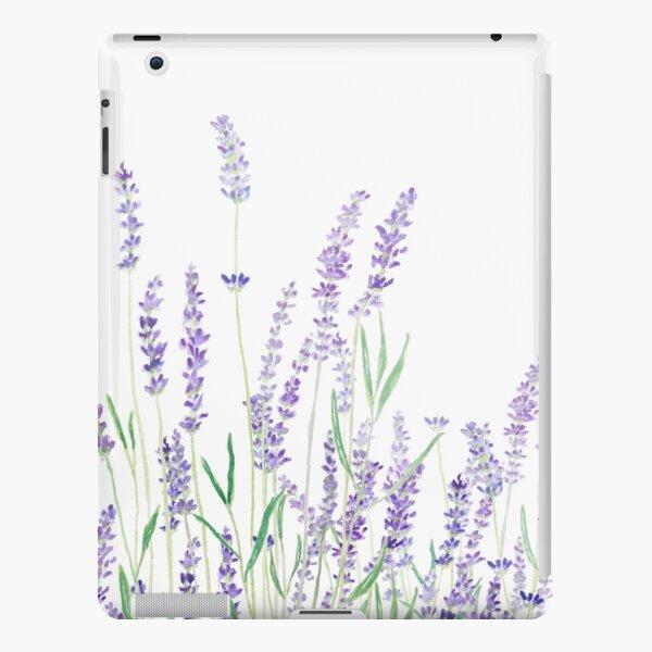 purple lavender  iPad Snap Case