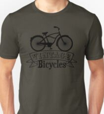 Vintage Bicycles T-Shirt