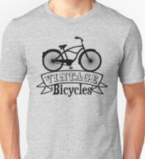 Vintage Bicycles T-Shirt