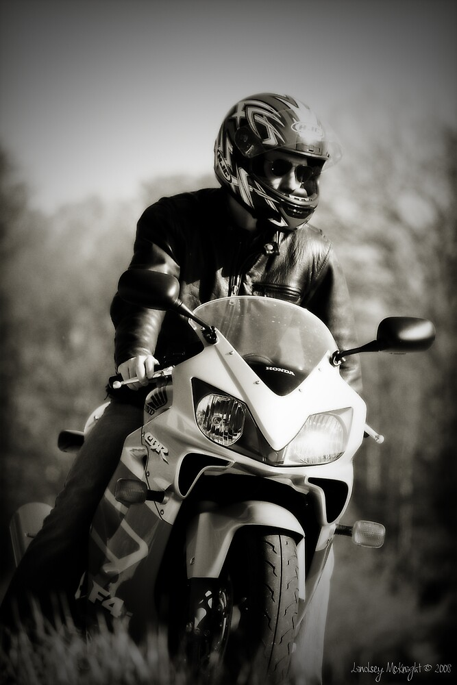 Rider III by Lindsey McKnight