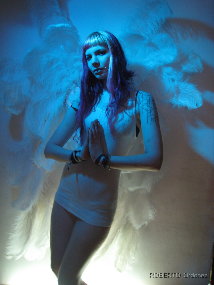 angel by Robert Ordonez