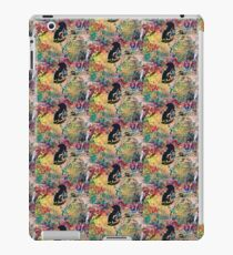 Figurative abstraction iPad Case/Skin