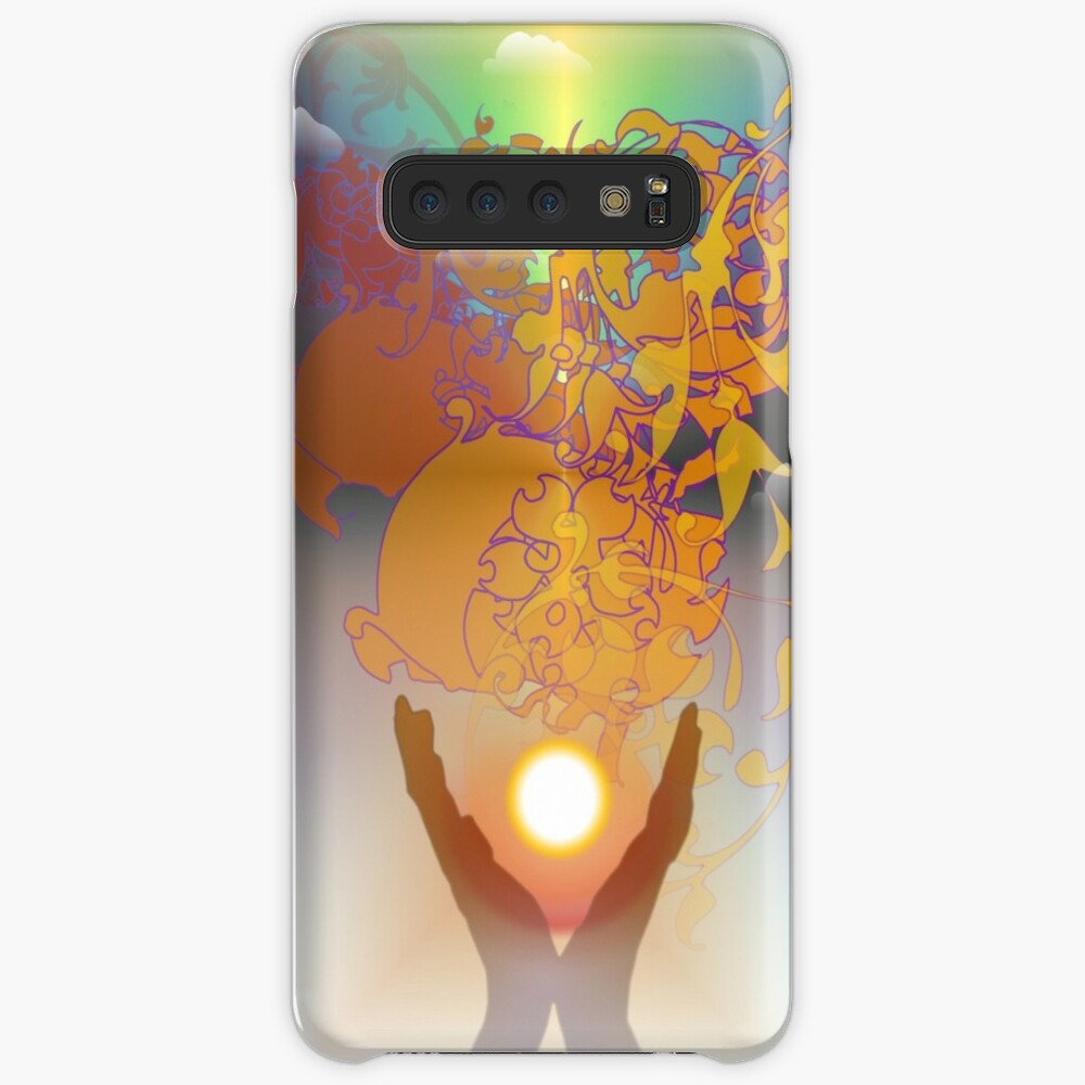 Healing Hands Case & Skin for Samsung Galaxy