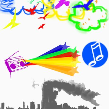 Chaos Filled Skies by branmattic