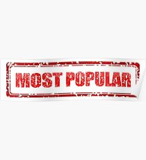 Most Popular Poster