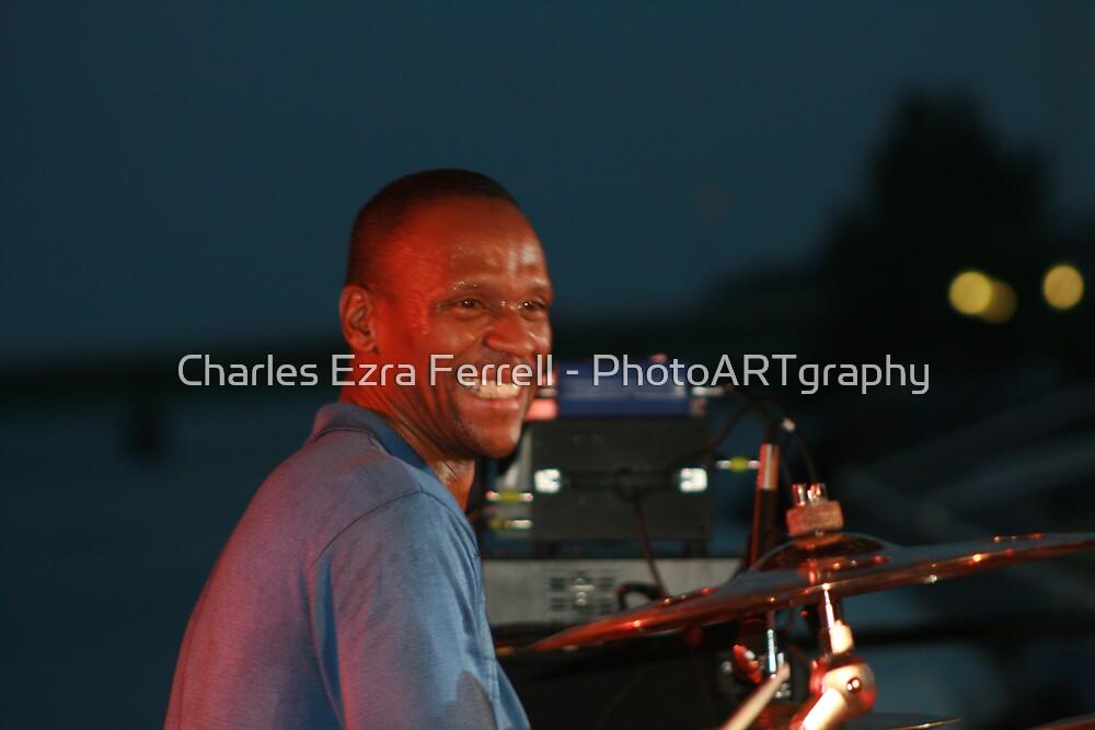 African Drumbeat by Charles Ezra Ferrell - PhotoARTgraphy