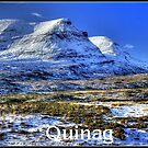 Quinag (koonag) by Alexander Mcrobbie-Munro