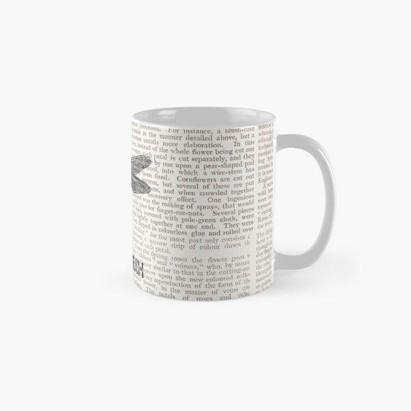 Sassenach papier de libellule Mug classique