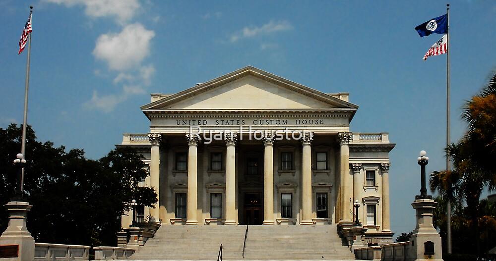United States Custom House - Charleston, SC by Ryan Houston