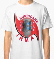 Hurricane Irma Cat Survivor Classic T-Shirt