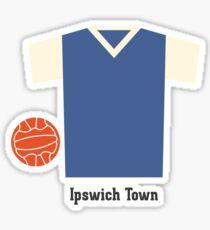 Ipswich Town Sticker